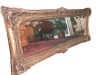 Gilded Reproduction Mirror