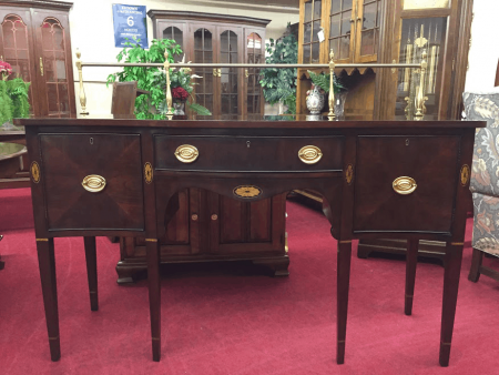 Statton Federal Style Sideboard