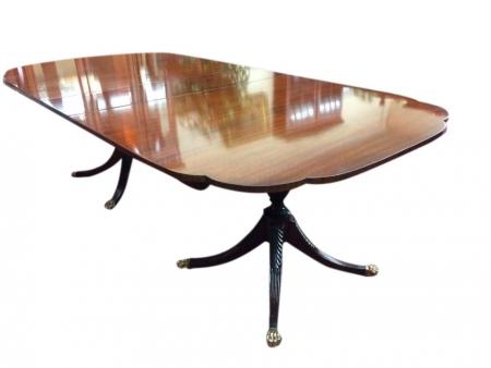 Kindel Mahogany Table