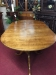 tiger maple colonial table