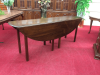 Mahogany Colonial Style Drop Leaf Table
