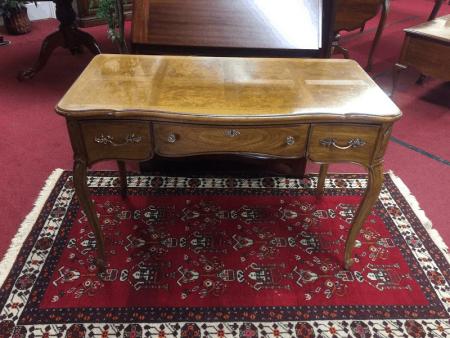 Thomasville Oak and Walnut Desk