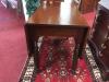 Antique Mahogany Drop Leaf Table