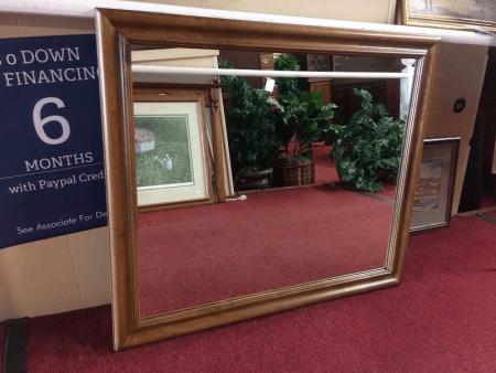 Jamestown Sterling Rectangular Mirror