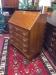 Vintage Maddox Cherry Secretary Desk