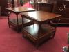 Pennsylvania House Cherry End Tables - A Pair