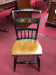 Vintage Hitchcock Stenciled Chair