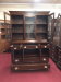 Vintage Craftique Mahogany China Cabinet
