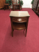 Vintage Mahogany End Table by White Furniture