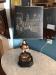 "Vintage Royal Doulton ""Town Crier"" Lamp"
