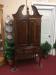 Vintage Queen Anne Media Cabinet
