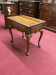 Harden Furniture, Cherry End Table with Drawer