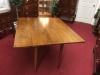 Hitchcock Maple Drop Leaf Table