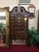 vintage highboy dresser