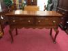 Vintage Server, Henkel Harris Furniture, Solid Cherry