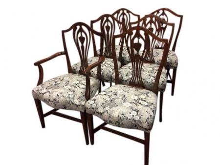 Kittinger Newport Dining Room Chairs