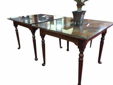 vintage dining tables