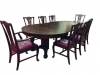 Antique Paw Foot Dining Room Table