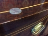 Stickley Mahogany Inlaid Federal Style Buffet Sideboard
