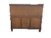 Kittinger Oak Cabinet