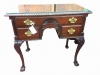 antique lowboy