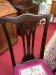 antique ball and claw dining chairs