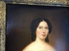 Antique Wedding Portraits Austria Circa 1850 Bride
