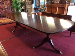 Henkel Harris Mahogany Table $699