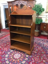 Lexington Cherry Bookcase $299