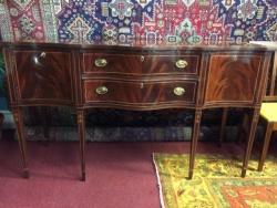 Hickory White Mahogany Sideboard $1299