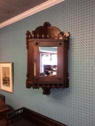 Antique Victorian Hanging Cabinet $199
