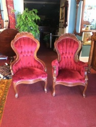 Victorian Style Parlor Chairs $299 each