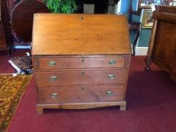 Antique Heart of Pine Secretary Desk $599